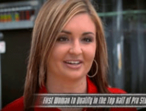 Erica Enders – Toyota Driving Expectations | Produced for Liehr Marketing & Communications