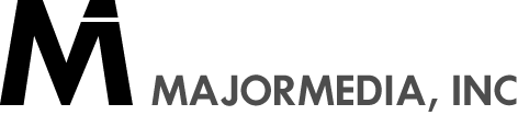 Major Media, Inc Retina Logo